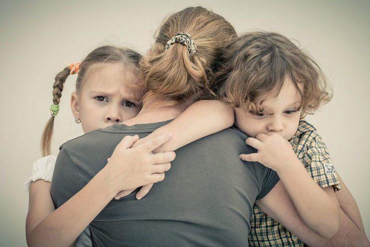 Echtscheiding – Kinderen