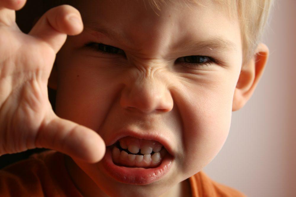 Mijn Kind Slaat, Bijt, Schopt – Omgaan Agressief Kind