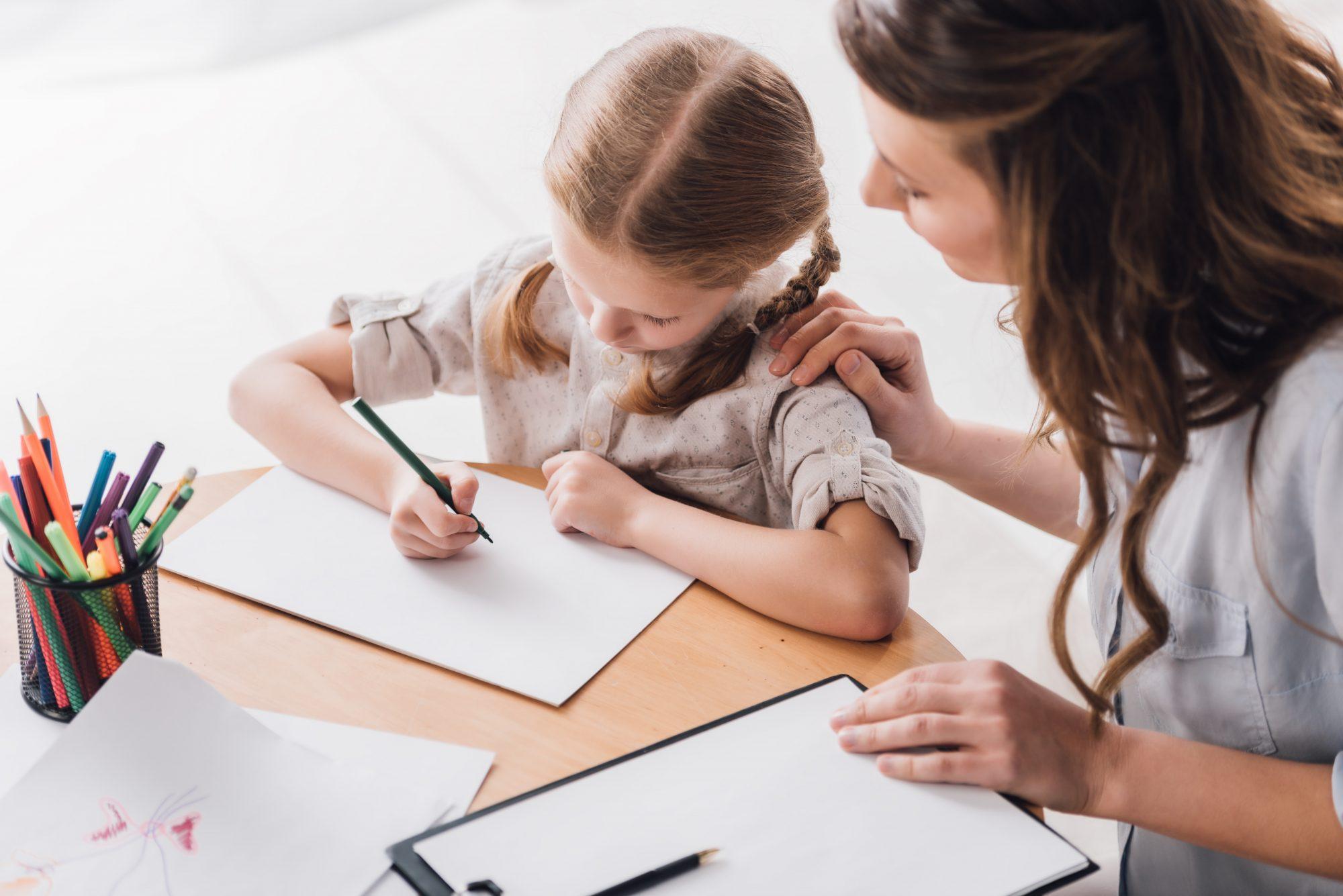 Wat doet een kindercoach aan het werk